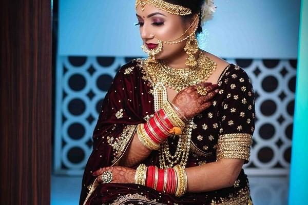 Bridal Makeup lucknow