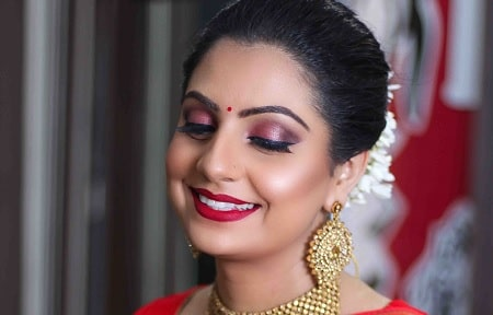 best party makeup lucknow
